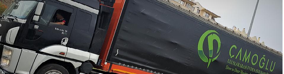 Hollanda ' dan Türkiye Eşya Taşıma    (Netherlands, Turkey's Goods Transport From )